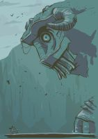 Day 6: Shadow Of The Colossus - Quadratus by lookhappy