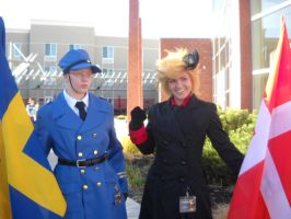 Anime Banzai 2012 Sweden and Denmark by spottedcloud123