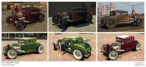'31 Ford hot rod--in game by Spex84