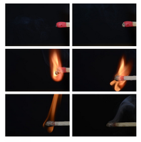 igniting matches by FormydyingLove