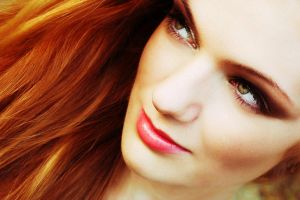 Autumn eyes by antoanette
