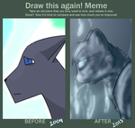 Draw Jayfeather Again~ by Shademimosa