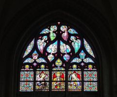 Colorful Window by Smaragd01
