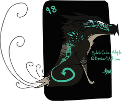 Greater Barisk Adopt .:CLOSED:. by MUTTD0G