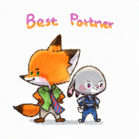 BEST PARTNER by n09142