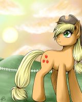 Apple Jack by SaaraBlitz