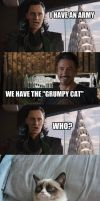 The Avengers: Grumpy Edition by rumper1
