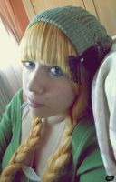Original Cosplay (Casual Green) 7 by SaFHina