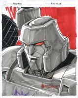 CS megatron by markerguru