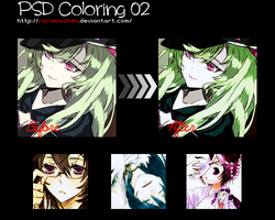 Cover PSD Coloring 02 by roromuchan
