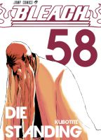 Bleach cover 58 - Die Standing by SKurasa