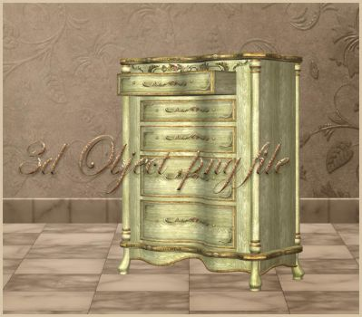 3d Object file by moonchild-ljilja