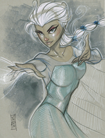 Elsa 11/25/2014 by Hodges-Art