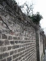 cemetery wall by NIC0RE