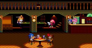 Sonic And Sally: And The Streets Of Rage: Progress by ClassicSonicSatAm