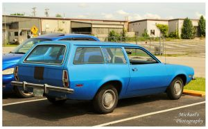 A Ford Pinto Station Wagon by TheMan268