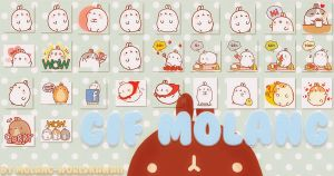 Gif Molang by leyfzalley