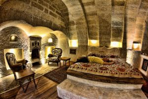 My Bedroom ( CAPPADOCIA ) by anilync