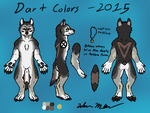 Dart color reference 2015 by jmillart