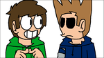 Eddsworld - The End. Line art recreation. by Mister-Doctor