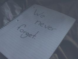We Never Forget by eyez409
