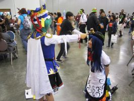 Fanime'13 The Yama's Judgement by theEmperorofShadows