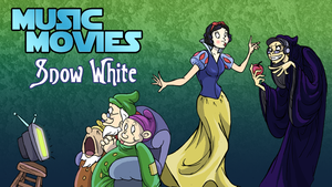 Music Movies- Snow White by Namingway