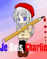Je Suis Charlie by Mazinombies