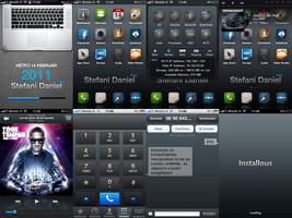 iPhone 4 MP2 HD Theme by Daniungarn