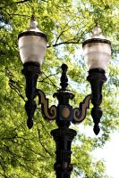 Lamp in the Park by dellamort