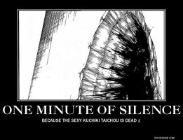 BLEACH 502: One minute of silence by MissSinclair