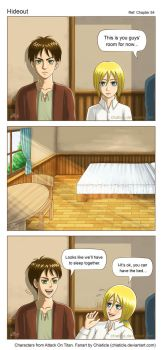 AOT: Hideout by Chiaticle