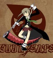 Maka by LittleGreenHat