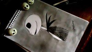 Jack Skellington by FabioHohlenwerger