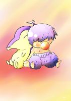 Otherself:Cyndaquil/baby(1) by NeutrAlShi