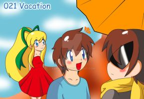 021 - Vacation by Kamira-Exe