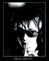 Andrew Eldritch by victoriandeath