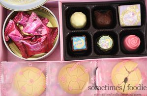 Sailor Moon Sweets by chat-noir