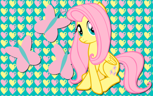 Fluttershy WP 12 by AliceHumanSacrifice0