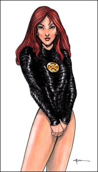 Jean Grey Retrospective #11: New X-Men by TCatt