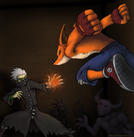 Crash Bandicoot - N. Igma boss fight by JenL