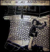 451 Dance in my reflection by Alohavera