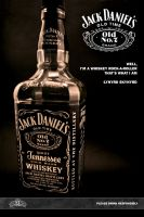 Jack Daniel's Music Ad 4 by ajohns95616
