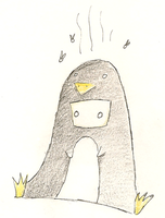 Carl the Penguin 2 by superpandatoaster