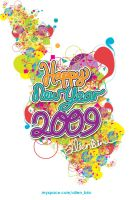 Happy New Year 2009 by alienbiru