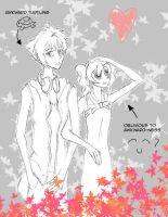 Ouran Host Club- First Date by StormTitan
