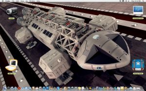 My Eagle Desktop by Nova1701dms