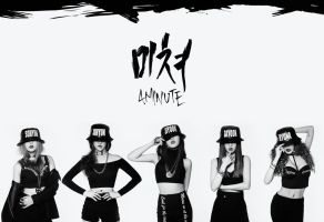 +4MINUTE [Mini Album] | Crazy' by AsianEditions