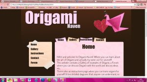 Screenshot of a website by Suckstobeyourgirl