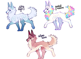 $12 doggo adopts (closed) by yhoukka
